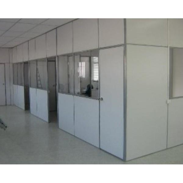 Comprar Divisórias Feitas com Drywall na Vila Rosina - Divisória de Drywall em SP