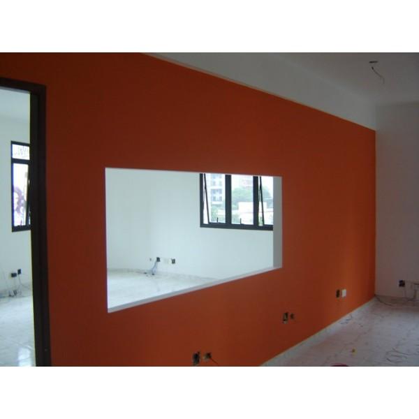 Divisórias com Drywall na Vila São Francisco - Divisória de Drywall