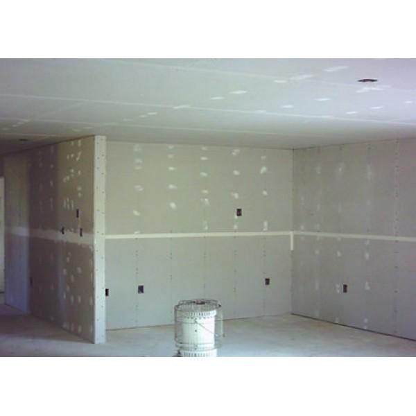 Empresa de Divisória de Material Drywall na Homero Thon - Divisória de Drywall Preço