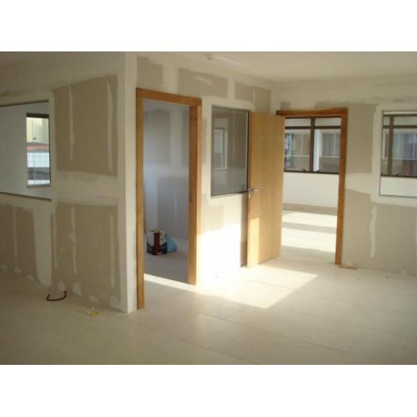 Preço de Divisória Feita com Drywall na Chácara Morro Alto - Preço de Divisória Drywall