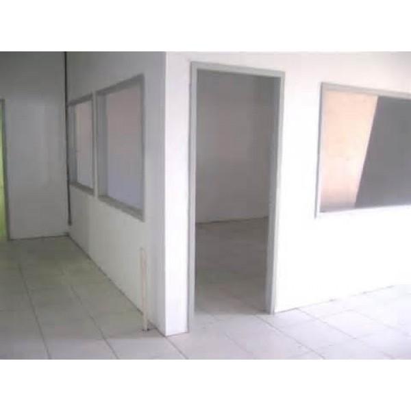 Preço de Divisórias com Drywall no Jardim Alviverde - Preço de Divisória Drywall