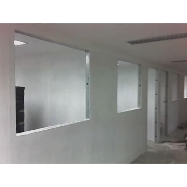 Preço de Divisórias Feitas com Drywall na Vila Valdemar - Divisória em Drywall