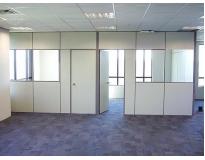 empresa de divisória de escritório sp no Conjunto Residencial Montepio