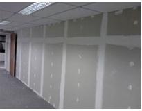 empresa de divisória em drywall