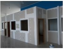 empresa de divisória em gesso sp na Vila Praia