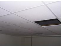 forro de drywall em SP preço Centro