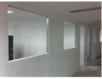 valor de divisória de gesso drywall no Conjunto Residencial Montepio