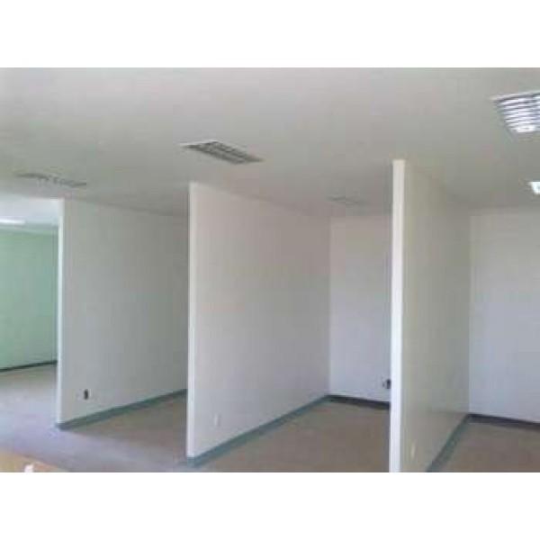 Valor de Divisória com Drywall na Vila Carlos de Campos - Divisória de Drywall em São Paulo