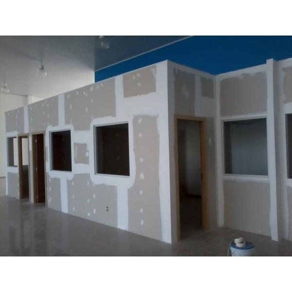 Valor de Divisória de Material Drywall no Jardim Nossa Senhora do Carmo - Divisórias em Drywall