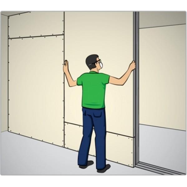 Valores de Divisória de Material Drywall no Inamar - Divisória em Drywall